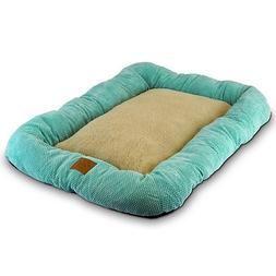 Precision Pet 1000 SnooZZy Mod Chic Low Bumper Crate Mat, 18