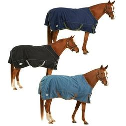 """Pessoa 1680D Turnout Blanket with 360G Fill 69"""" Black/Clay"""
