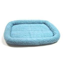 Precision Pet 2000 Bumper Bed, Blue Fleece