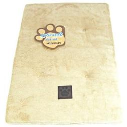 Precision Pet 2000 SnooZZy Mattress 22.75 in. x 16 in. Tan B
