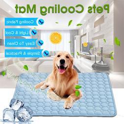 3 sizes summer pet cooling mat non