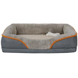 """31"""" Large Pet Couch Sofa Bed Soft Memory Foam Dog Comfort  W"""