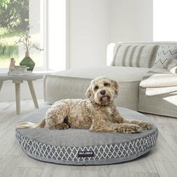 """Kirkland Signature 42"""" 106.7cm Round Pet Bed 17 Designs*FAST"""