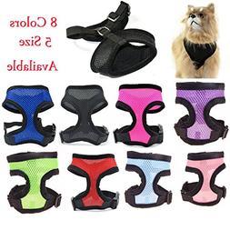EverTrust Fashion 5 Sizes Available High Quality Mesh Dog Ha