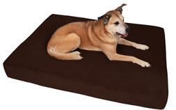 "Big Barker 7"" Pillow Top Orthopedic Dog Bed - XL Size - 52 X"