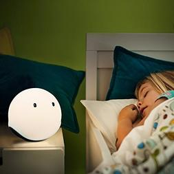 Emie Elfy Touch Sensor Night Light Lovely Baymax Light for B