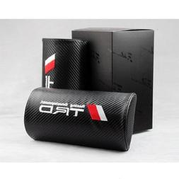 Free Shipping!!2pcs Auto Toyota TRD Air Hole Carbon Fiber Ca
