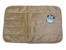 Premium Crate Mat with Long Plush, Small - 24 L x 18 W