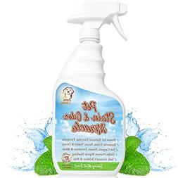 Pet Stain & Odor Miracle - Enzyme Cleaner for Dog and Cat Ur