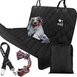 Starling's Luxury Dog Car Seat Covers - Car Hammock for Dogs