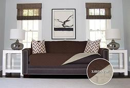 Sofa Shield Original Reversible Couch Slipcover Furniture Pr