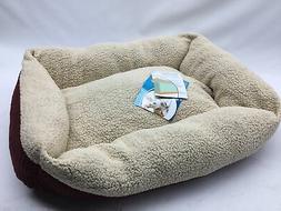 Aspen Pet Self-Warming Corduroy Pet Bed Several Shapes Assor