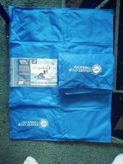 """American Kennel Club  Pet Cooling Mat- Large 26"""" x 20"""" blue."""