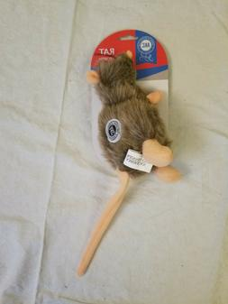 AKC American Kennel Club Select Plush Rat Mouse with Squeake