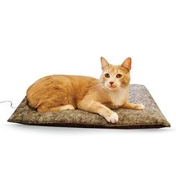 "K&H Pet Products Amazin' Thermo-Kitty Pad Gray 15"" x 20"" 4W"