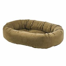 Bowsers Amber Microvelvet Donut Dog Bed
