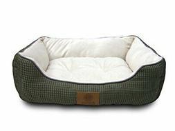 American Kennel Pet Dog Bed Cushion Washable Indoor Animal B