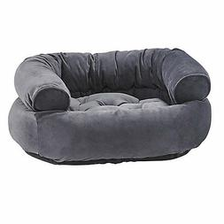 Bowsers Amethyst Double Donut Dog Bed