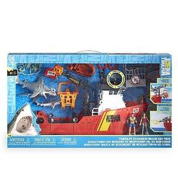 New Animal Planet Deep Sea Shark Research Playset - 30 Piece