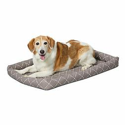 Quiet Time Ashton Mushroom Bolster Dog Bed