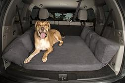 Backseat Barker: SUV Edition Orthopedic Shock-Absorbing Big