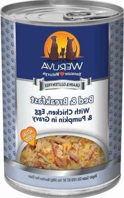 Weruva Bed & Breakfast Canned Dog Food