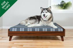 FurHaven Bed Frame for Sofa-Style and Deluxe Mattress Dog Be