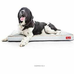 Brindle Beds Soft Shredded Memory Foam Dog Removable Washabl
