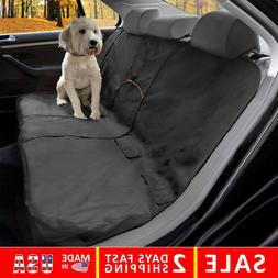 Bench Dog Seat Cover Color: Black