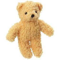 Zanies Berber Bear Dog Toys, Yellow