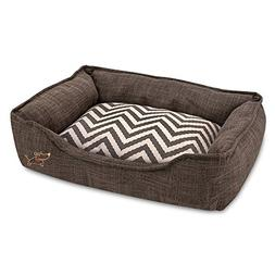 Best Pet Supplies - Breathable Linen Pet Bed for Summer with