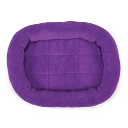 Slumber Pet Bright Terry Crate Beds  -  Soft and Comfortable