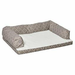 bs3040mrd bolstered orthopedic dog sofa pet sofa