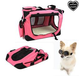 Valentina Valentti cat dog puppy pet canvas carrier transpor