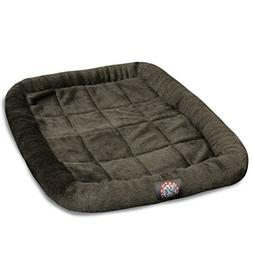 30 inch Charcoal Crate Pet Bed Mat By Majestic Pet Products
