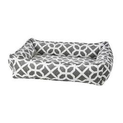 Bowsers Chenille PALAZZO Urban Lounger Rectangle Nesting Dog