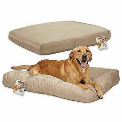 CHEW RESISTANT TOUGH DOG BEDS Durable Strong Polyester Reinf