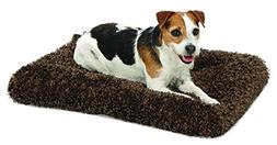 Plush Pet Bed | Coco Chic Dog Bed & Cat Bed | Cocoa 24L x 19