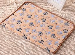 Coco*Store Various Size Pet Warm Paw Print Dog Puppy Cat Pig