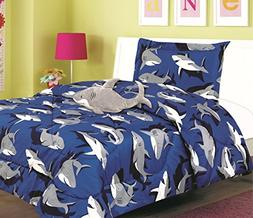 All American Collection New 3pc Children's Comforter Set wit