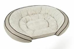 Sterling Premium Cooling Gel Memory Foam Pet Bed, Plush with