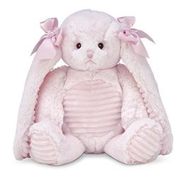 Cottontail Hugs-A-lot Stuffed Animal Pink Bunny Rabbit by Be