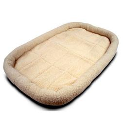 "Majestic Pet Products Crate Pet Bed Mat size: 24""L x 18""W, I"