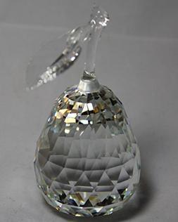 Swarovski Crystal Figurine, Crystal Pear 162885