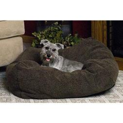 Cuddle Cube Dog Pillow Size: Medium , Color: Mocha