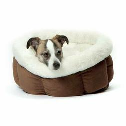 Best Friends by Sheri Cuddle Cup – Dog Bed – Cat Bed –