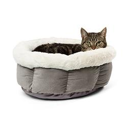 Best Friends by Sheri Cuddle Cup Pet Bed, Gray