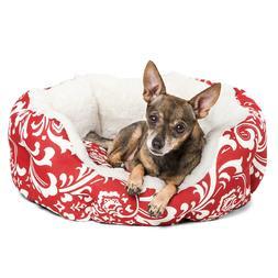 """Best Friends by Sheri Cuddler Pet Bed size: 16""""L x 16""""W x 6"""""""