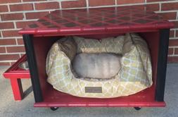 Custom Made Cat Dog Pet Bed The King Of His Castle