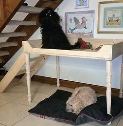 Custom Made Small Dog Bed/Grooming Platform
